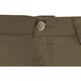 Fjällräven Barents Pro Pantalones Mujer, dark olive-dark olive